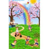 "Банер ""Весна"" БАН 0055"