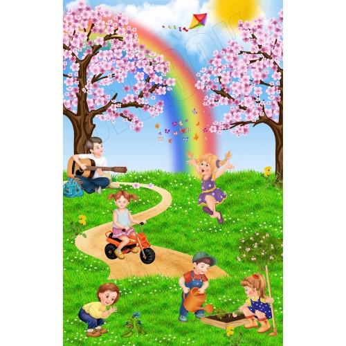 банер весна