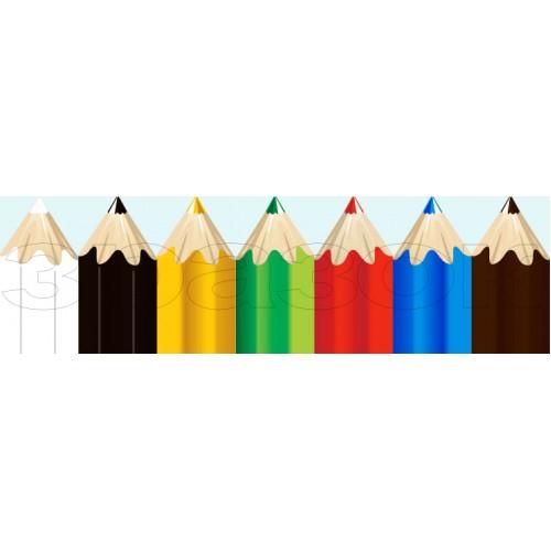 стенди олівці кольори для школи садка 149