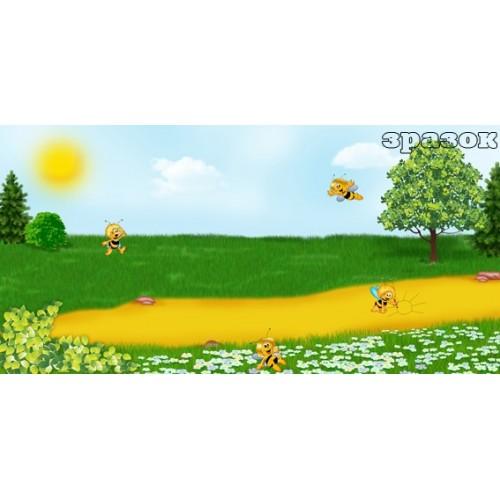 Стенд магнитный для детского сада Украина 12