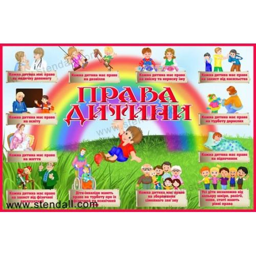 Права дитини права ребенка конвенція 3