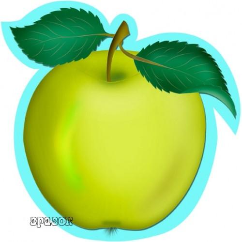Магнитный стенд яблоко 31