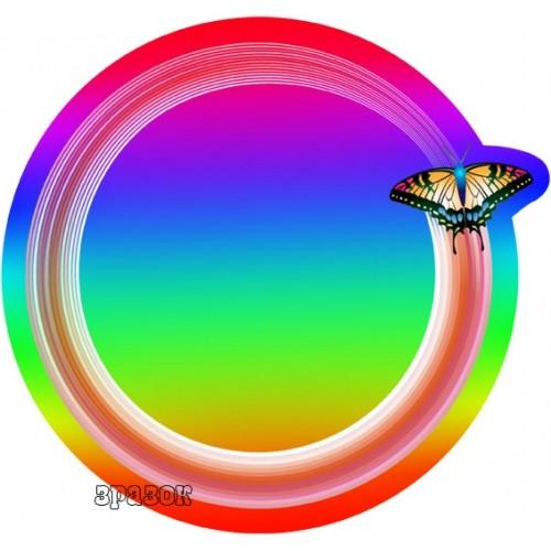 Стенд магнитный для рисунков 39