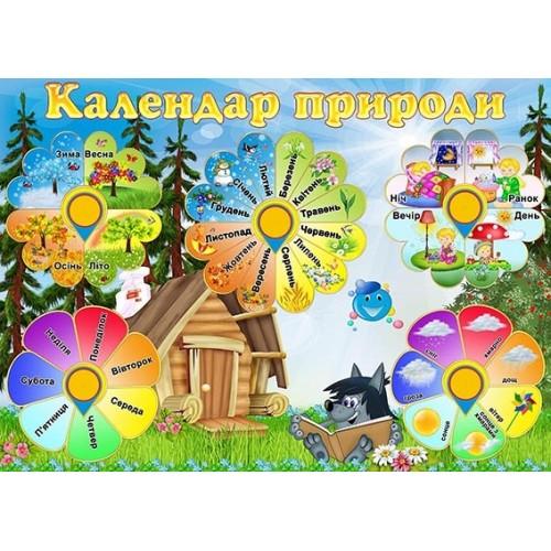 капитошка картинка календарь природи купить 45