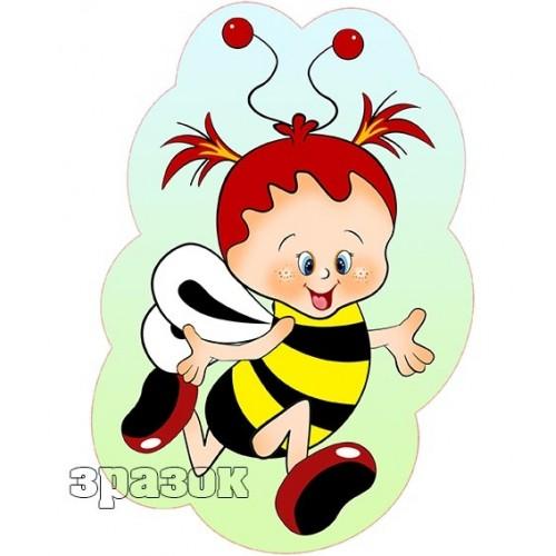 бджілка прикраса в дитячий салок 81